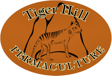 Tiger Hill Permaculture Logo