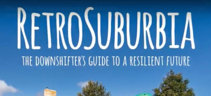 Retrosuburbia Bookclub - South @ Source Community Wholefoods