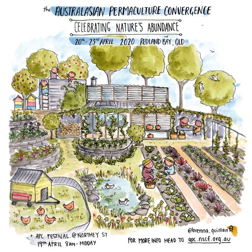 Australasian Permaculture Convergence @ Redland Bay