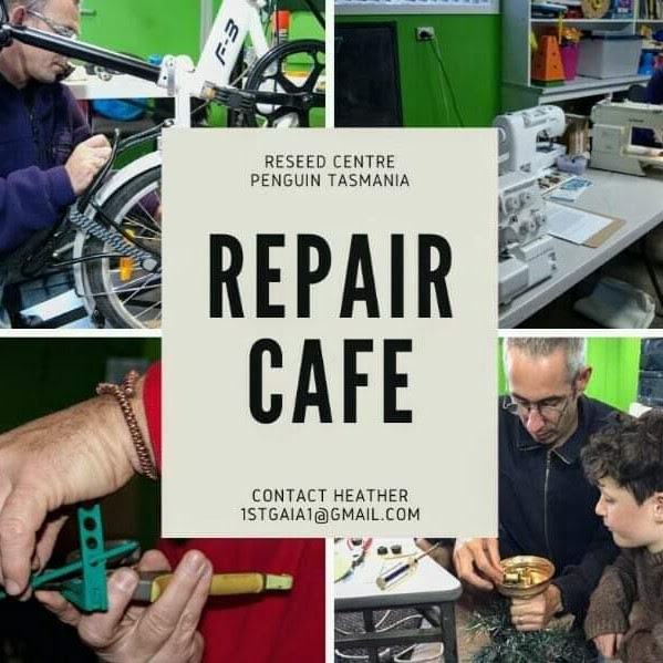 Repair Cafe (North West) @ RESEED Centre